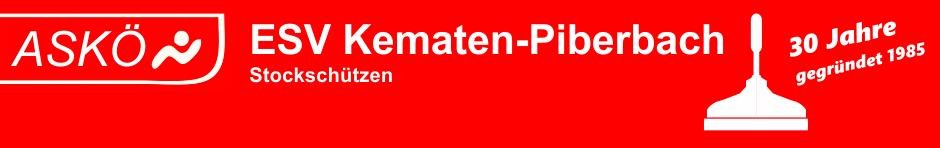 ESV ASKÖ Kematen Piberbach Stockschützen